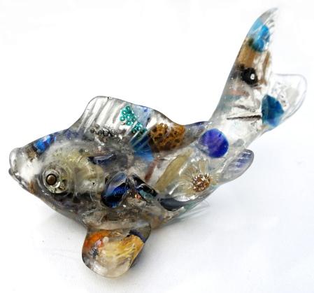Koi Fish @ Gallery Jessica Dove