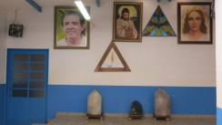 Sacred Prayer Triangle
