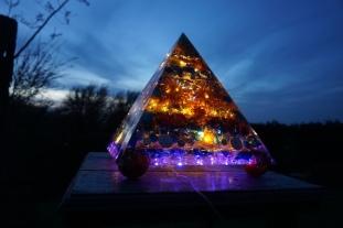 Large Garden Pyramid