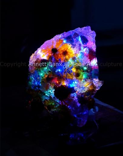 Luminous Rock @ Solid Air Sculpture