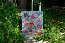 Artwork at Enchanted Gardens